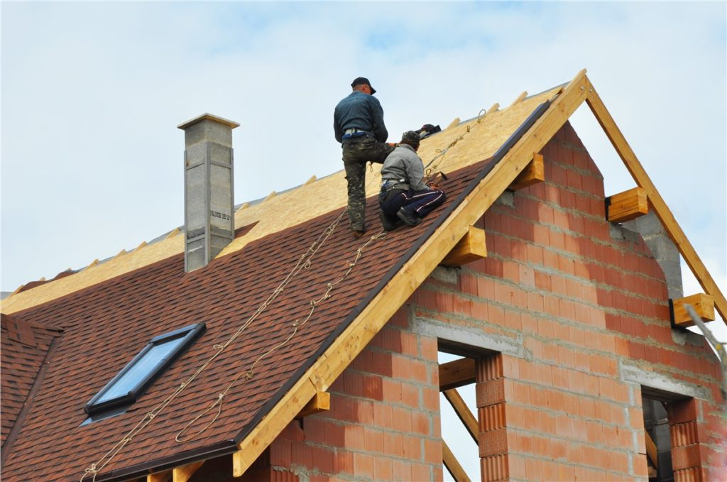 Roof installation service