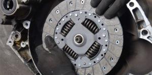 Clutch Repairs in Trucks