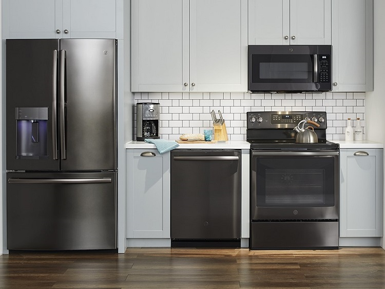 Stainless-Steel-Appliance
