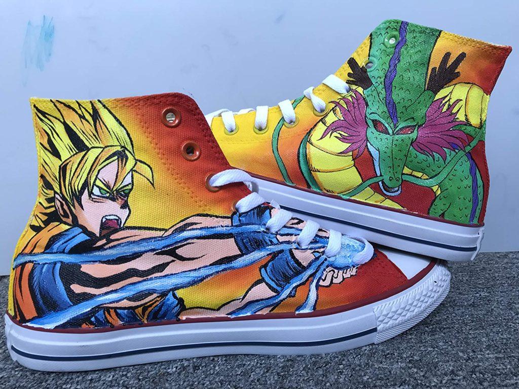 Dragon Ball Z Shoe